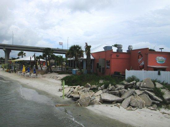 Restaurant Vilano Beach Fl