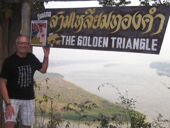 Dusit Island Resort Chiang Rai : Triangolo d'oro