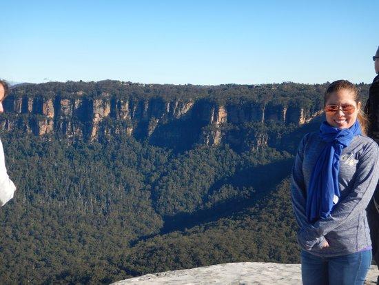 Blue Diamond Tours - Blue Mountains Day Tour: great views