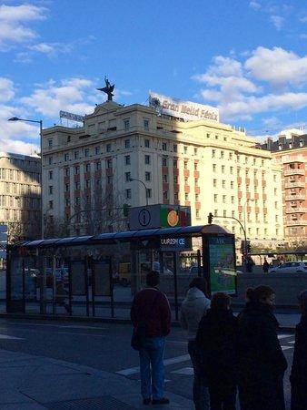 Gran Melia Fenix: View of hotel