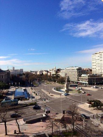 Gran Melia Fenix: View from room
