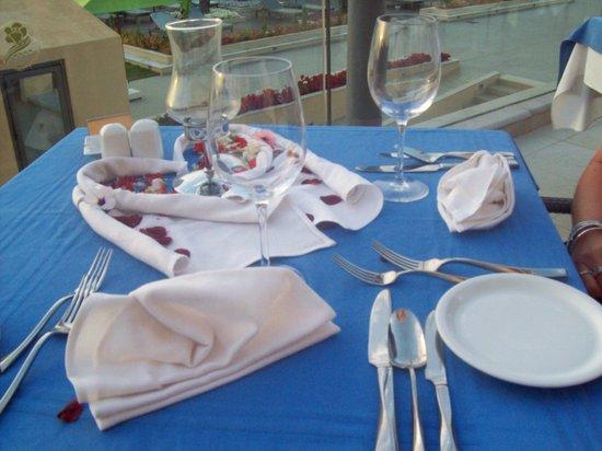 SENTIDO Rosa Beach : Italian A La Carte