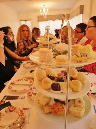 Tea & Niceties: Our fundraising event