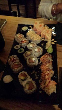 Jorudan Sushi : Misto sushi