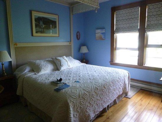 Alicion Bed & Breakfast: Restful sleeping