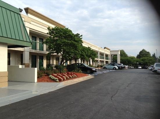 Quality Inn Windsor Mill / Baltimore West : Baltimore Best Western