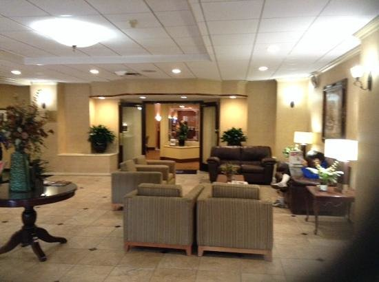 Quality Inn Windsor Mill / Baltimore West: Baltimore Best Western