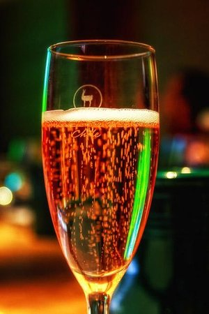 Miguel Torres Wine Restaurant : Torres Estelado, a knockout rosé