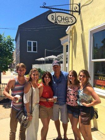 Rachel's Cafe & Creperie : Quaint!