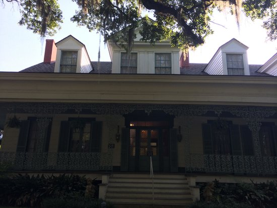 The Myrtles Plantation: Outside View