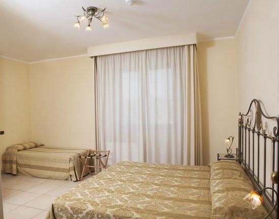 Villa Fiorita Hotel : Camera Tripla
