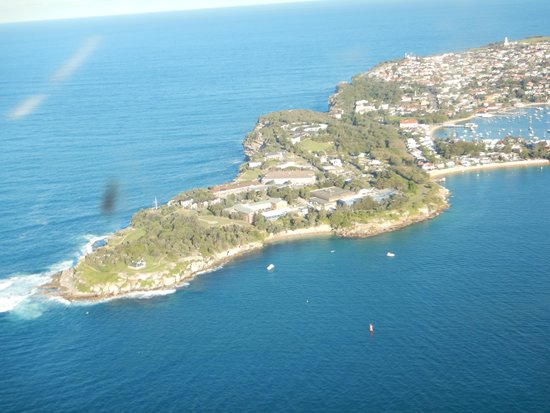 Sydney Helitours: Awesome View
