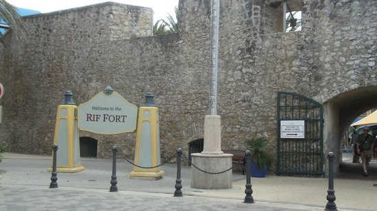 Riffort Village: Rif Fort