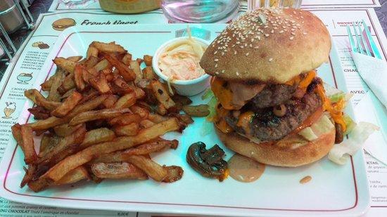 Little Rock Diner : le Big Jeanette !
