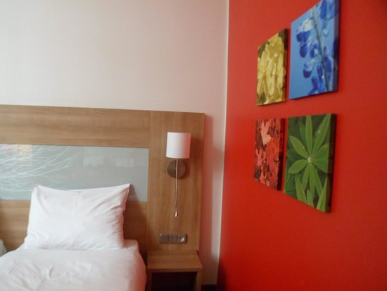 Park Inn Hotel Prague: quarto