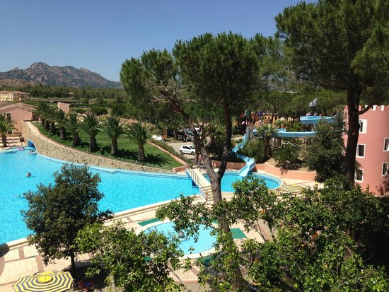 Tirreno Resort : Grosse Wasserrutsche