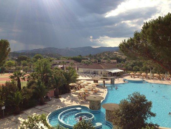 Tirreno Resort: Nach kurzem Gewitter