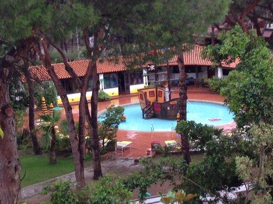Tirreno Resort: Kinderbetreuung und Spielecke