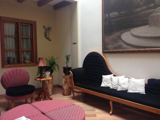Casa Joaquin Boutique Hotel: common area