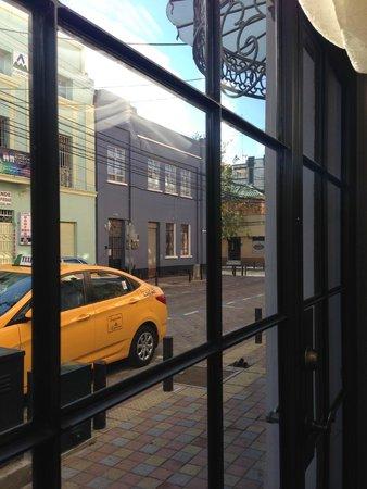 Casa Joaquin Boutique Hotel: street view
