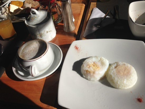 Casa Joaquin Boutique Hotel: breakfast