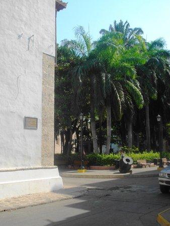Plaza Bolivar : Un esquina