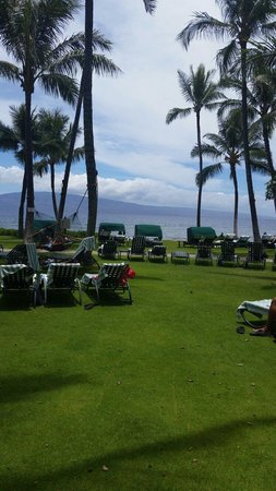 Marriott's Maui Ocean Club  - Lahaina & Napili Towers: View to ocean