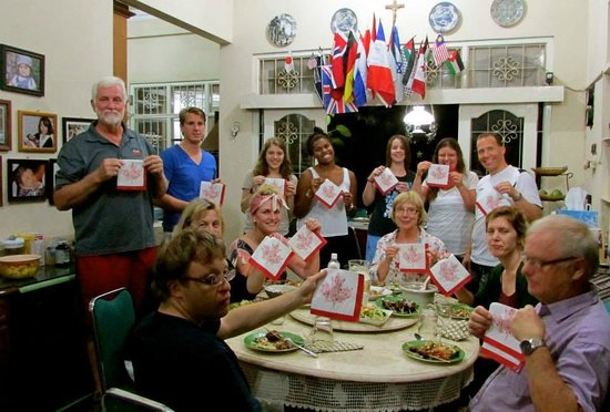 Homestay Heru : Enjoying Canada Day July 1st 2014 with our new friends!