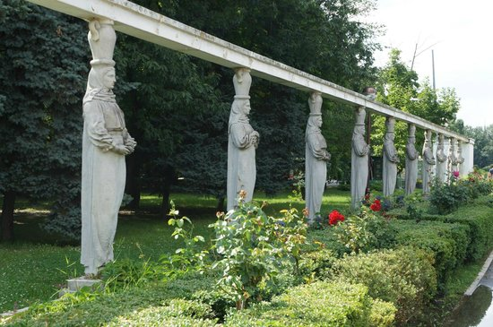 Herastrau Park: Beautiful.