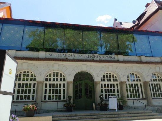 Museum of the Bavarian Kings: 博物館入口