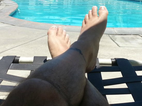 INNdulge: R&R (and warmth) for the feet