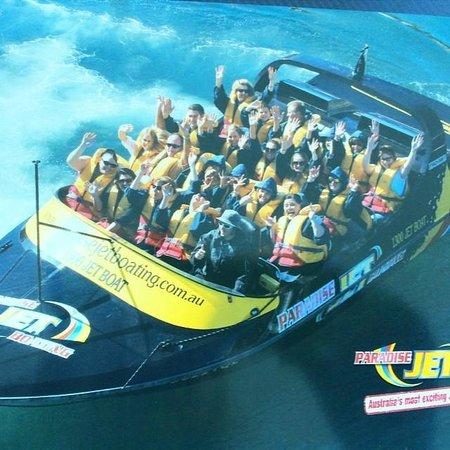 Paradise Jet Boating: Jet Boat Fun