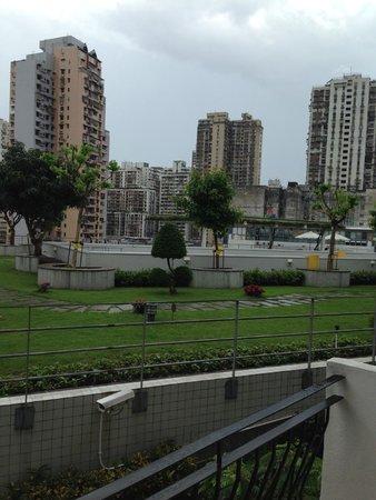 Pousada de Mong-Ha: View from the room