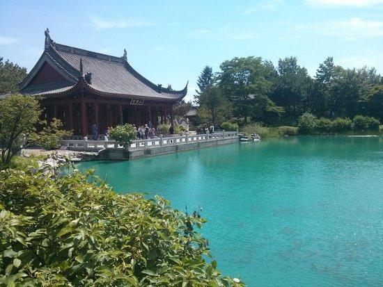 Jardin Botanique de Montreal : Serenity Discovered.