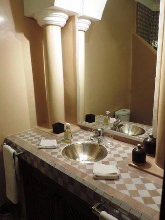 Riad Al Badia: Superior Double Room Ivory