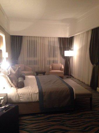Rixos Bab Al Bahr: Bedroom