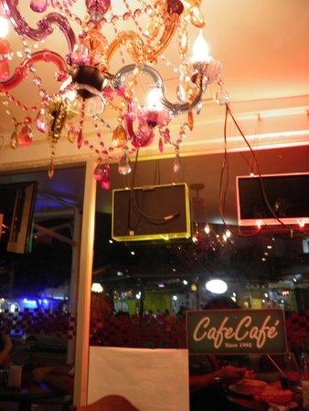 CafeCafe Since 1992: decoração