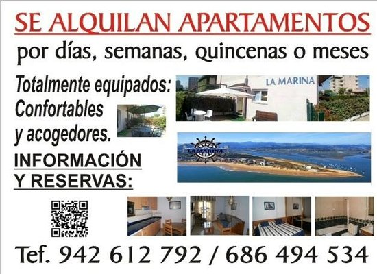 Apartamentos la marina laredo spanien omd men tripadvisor - Apartamentos la marina laredo ...