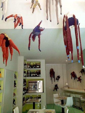 CUCO Cucina Contemporanea | artista in mostra Manuela Mancioppi