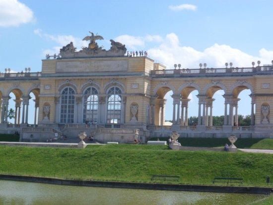 Schloss Schönbrunn: alto de Gloriete