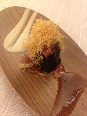 Solana Restaurante: Maki de atún