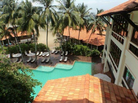 Avillion Port Dickson: View from Resturant