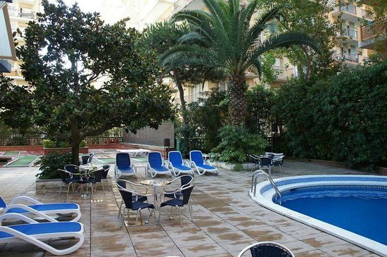 Boix Mar Hotel : территория