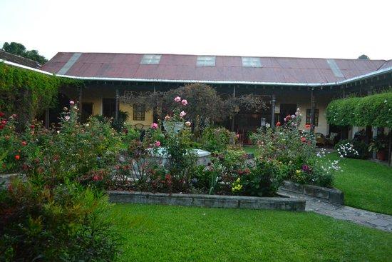 Aurora Hotel: Garden 1