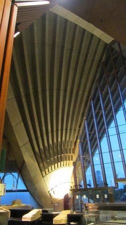 Sydney Opera House : Inner structure
