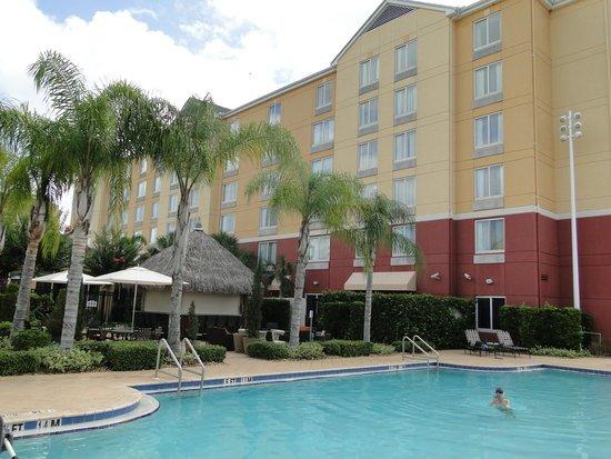 Hilton Garden Inn Orlando International Drive North: outside