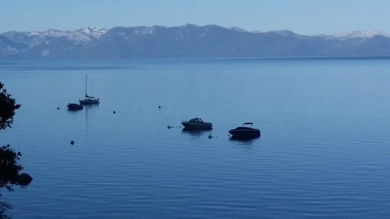Lake Tahoe Nevada State Park: Keep Tahoe Blue - Couldn't Agree More