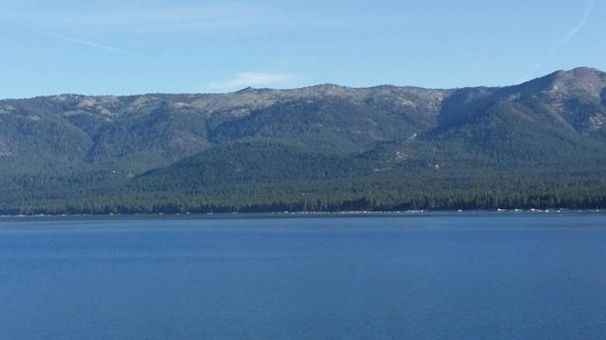 Lake Tahoe Nevada State Park : Clarit of picture and of Mind