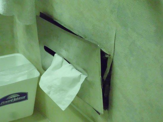 Travel Inn : Kleenex box