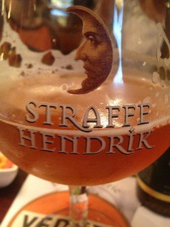 Bierbrasserie Cambrinus: Brugge's great 9% tripel beer